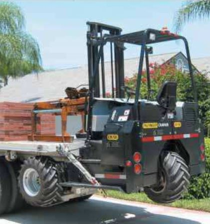Truck Mounted Forklift Training